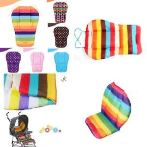 Brand New Thickened Rainbow Baby Universal Cushion Cart Accessories Cart Pad