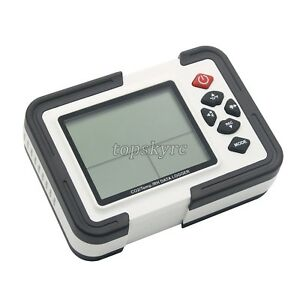 Ht 2000 Gas Analyzer Detector Digital Co2 Monitor Co2 Meter Humidity Test Us