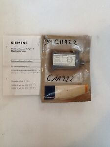 Siemens Electronic Timer 8sd8200