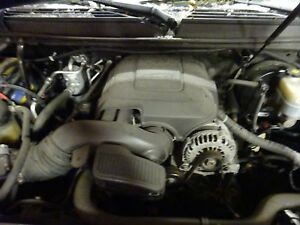 Engine 2011 Chevy Tahoe 5 3l Motor With 82 079 Miles