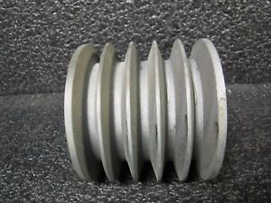 Five Groove Bushing Type Pulley 5 5v440 sd mg