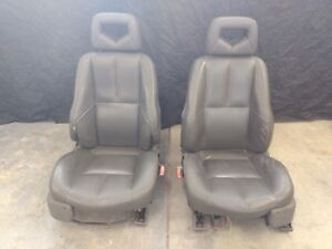 Pontiac Grand Prix Oem Used Seats Leather Bucket Seats 1996 2005 Chevy Ford