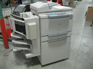Canon Imagerunner 210s Black White Copier Used Tested