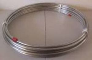 Stainless Steel Tubing 3 8 X 20ga X 100ft Type 316l Annealed