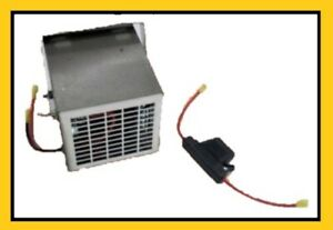 Bobcat 553 Skid Steer 12v Cab Heater 10 020btu No Water Required Universal Fit