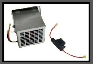 Bobcat 641 Skid Steer 12v Cab Heater 10 020btu No Water Required Universal Fit