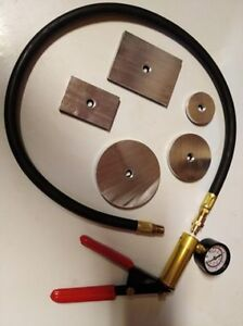 Manual Vacuum Tester Valve Seat For Cylinder Head Nt Goodson Sioux Van Norman