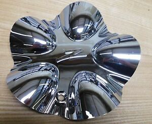 Zinik Chrome Custom Wheel Center Cap One 1 10774