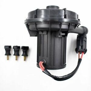Secondary Air Injection Smog Pump For 2007 2012 Chevy Gmc Isuzu 12610063