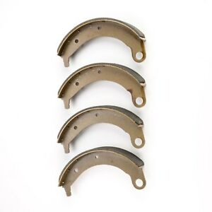 1938 1939 1940 1941 1942 Dodge Desoto Chrysler Brake Shoes Mopar 11x2 Chryco