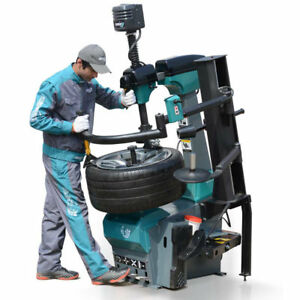 Lankistr 501 Tire Changer Wheel Changer Machine With Auxiliary Arm110v 12 30