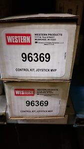 Western Plow Part 96369 Mvp Joystick Control Kit