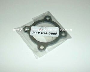 Precision Turbo 074 3005 Exhaust Housing Outlet Flange T31 4 Bolt 2 5 Steel