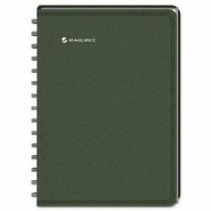 At a glance Recycled Monthly Planner 9 X 11 Inches Black 2013 70 260g 05