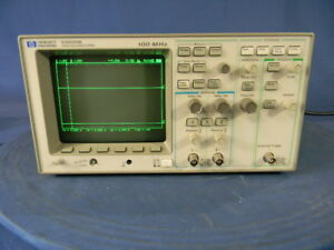 Agilent 54600b 100 Mhz 2 Channel Digital Oscilloscope