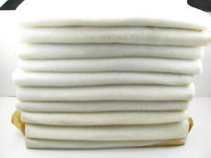 Air Filtration Co L3345 Saico Paint N cure Ceiling Filters Pack Of 10 33 x45 5