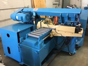 Doall C 305a Automatic Horizontal Band Saw New 1997