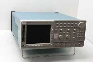 Tektronix Awg710 Arbitrary Waveform Generator 4gs s Sample Rate 2 Ghz