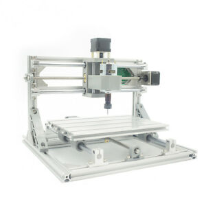 Diy Cnc 3018er11 Router Kit Grbl Control 3axis Pcb Wood Engraver Milling Machine