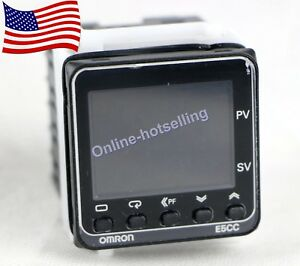 New Original Omron E5cc qx2asm 800 Temperature Controller 100 240v Ac