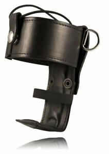 Boston Leather Universal Firefighter s Radio Holder