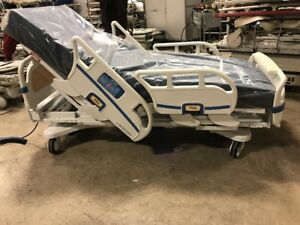 Stryker Secure Iii S3 Electric Hospital Bed With Scale Pole Brand New Mattress