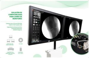 Fluoroscopy Software with License For Retrofitted C arm Machines cine