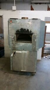 Wood Stone mt Chuckanut Gas fired Stone Hearth Oven