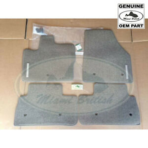 Land Rover Nutmeg Floor Contour Mat Carpet Set Kit Lr2 09 12 Vplfs0246svb Oem