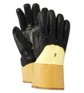 Magid Cutmaster Made With Kevlar Cotton Gloves Size 8 12 Pairs