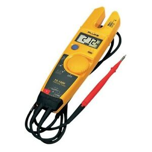 Fluke T5600 Electrical Voltage Continuity And Current Tester Free Shipping