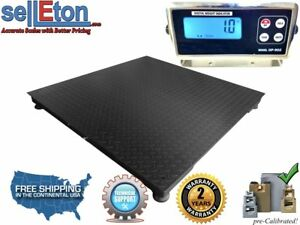Op 916 Industrial Digital Floor Scale For Warehouse Shipping build your Own