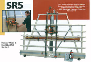 Safety Speed Cut Sr5 Panel Saw And Router Combo