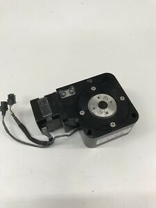 Newmark Systems Rm 3 110 Rotary Stage Stepper Motor Nema 17 Right Angle Drive