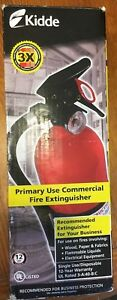 Kidde Primary Use Commercial Fire Extinguisher