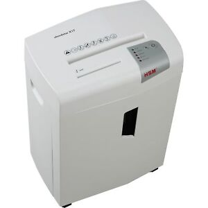 Skilcraft Shredder Cross cut P4 Security Taa Compliant We 6622531