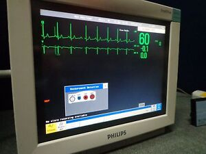 Philips Mp70 Patient Monitor