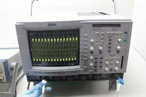 Lecroy Dda 120 Disk Drive Analyzer Oscilloscope 4 Ch 1 Ghz Loaded W Options