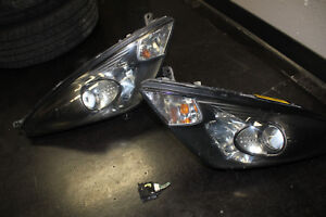 2003 2005 Celica Gt S Factory Xenon Hid Headlights Right Left Set R1145