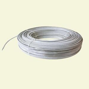 Electric Fence Wire Safety Coated High Tensile Livestock Animal Horse Fencing