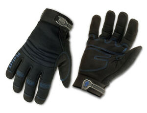 Ergodyne Proflex Pf817 Insulated Leather Palm Mechanics Glove