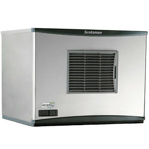 Scotsman C0330sa 1 350lb Prodigy Plus Cube style Ice Machine 30in Air Cooled