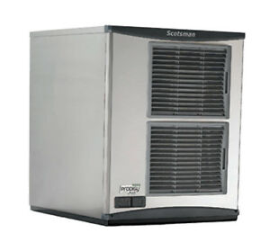 Scotsman N0922a 32 Prodigy Plus 956lb Nugget Ice Maker 22 Air Cooled 208v