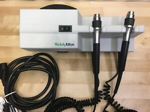 Welch Allyn 767 Transformer Otoscope Opthalmoscope Diagnostic Medical