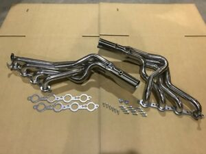 Camaro Trans Am Stainless Headers Stainless Long Tube Ls1 Ss Z28 F Body New
