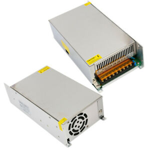 Lot2 600w Dc 12v 50a Dc Switching Power Supply For Cctv Camera Led Strip Lights