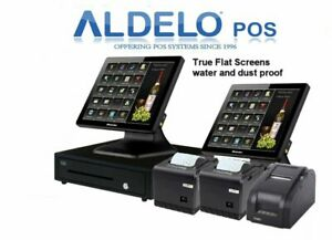 Aldelo Pro Pos All In One For Pizza Pos System Kitchen Printer Caller Id Win 10