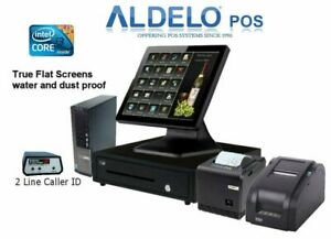 Aldelo Pro Italian Pizza Restaurants Pos System Saas Kitchen Printer Caller Id