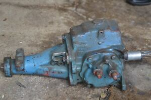 1950 Chev 3 Speed Gm Transmission Oem