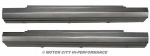 Rocker Panels 2007 2013 Silverado Regular Cab Pair